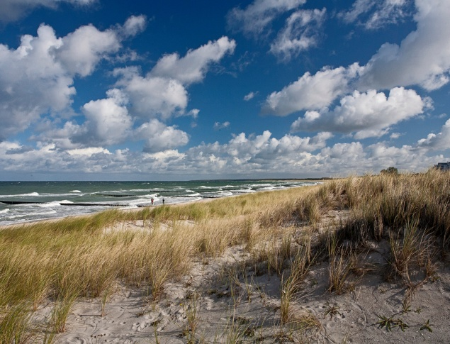 euroArt: View on the Dunes © Kurverwaltung Ahrenshoop Voigt Kranz UG Prerow