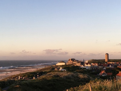 euroArt: View over Domburg