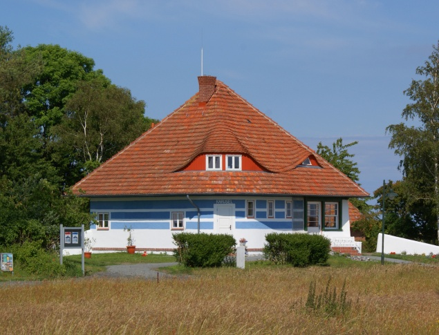 Hiddensee House of Asta Nielsen