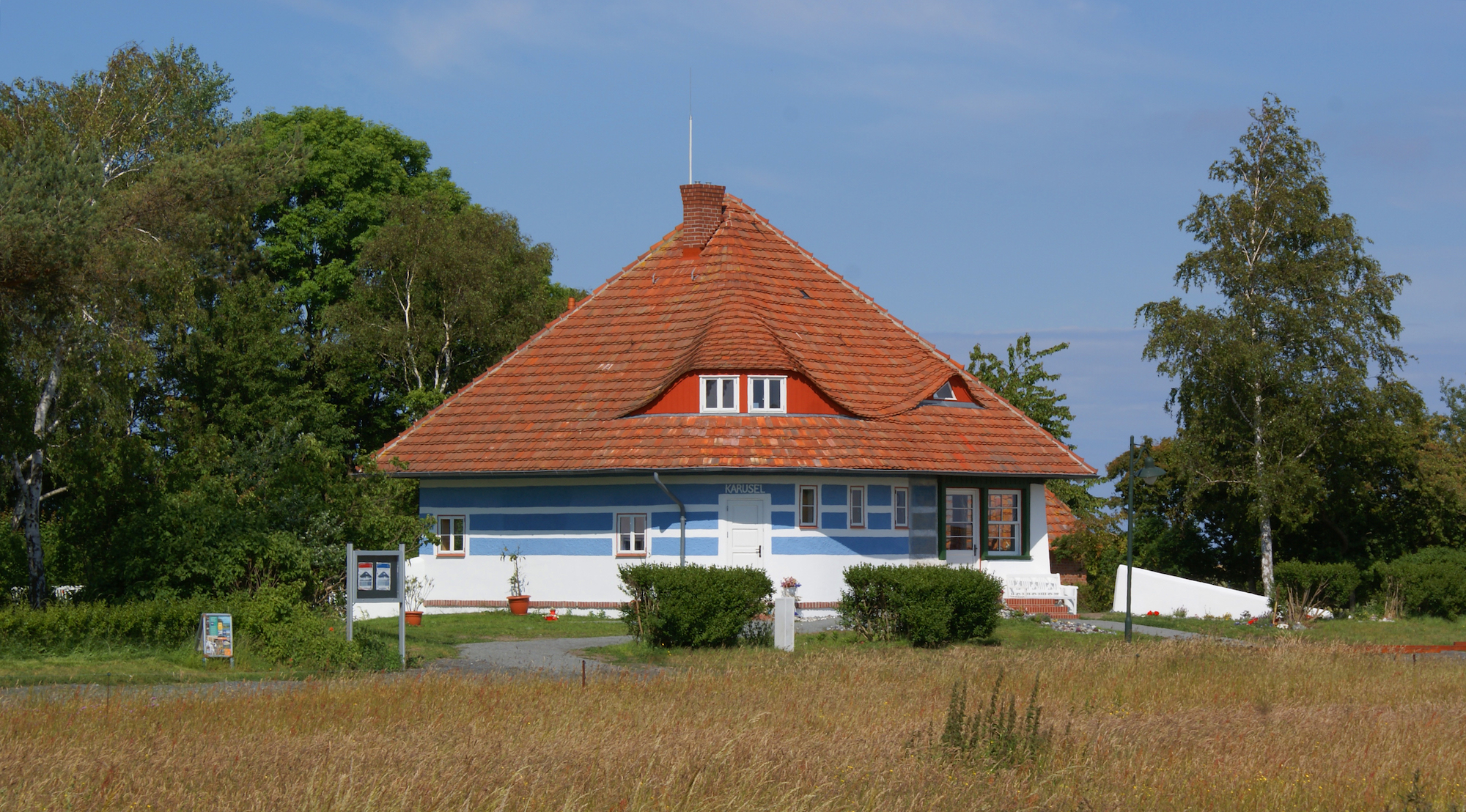 euroArt: House of Asta Nielsen Hiddensee