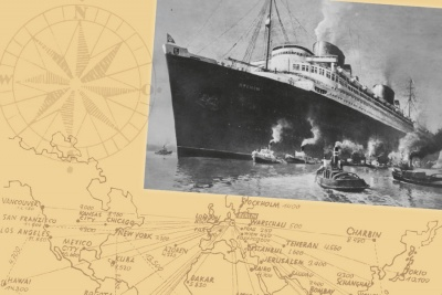 euroArt: Ahrenshoop -Shipping routes of artists and writers into exile (1933 - 1941)